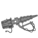 Warhammer 40k Bitz: Orks - Mek Gun - Waffenkörper A1 - Kanonä