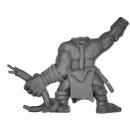Warhammer 40k Bitz: Orks - Mek Gun - Grotkörper A1