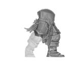 Warhammer AoS Bitz: CHAOS - 008 - Khorne Bloodbound Blood Warriors - Legs B1