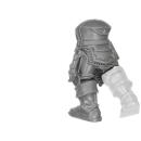 Warhammer AoS Bitz: CHAOS - 008 - Khorne Bloodbound Blood Warriors - Legs C1