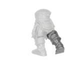 Warhammer AoS Bitz: CHAOS - 008 - Khorne Bloodbound Blood Warriors - Legs C2