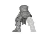 Warhammer AoS Bitz: CHAOS - 008 - Khorne Bloodbound Blood Warriors - Legs D1
