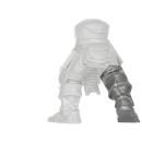 Warhammer AoS Bitz: CHAOS - 008 - Khorne Bloodbound Blood Warriors - Legs D2