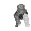 Warhammer AoS Bitz: CHAOS - 008 - Khorne Bloodbound Blood Warriors - Legs F1