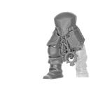 Warhammer AoS Bitz: CHAOS - 008 - Khorne Bloodbound Blood Warriors - Legs G1