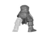 Warhammer AoS Bitz: CHAOS - 008 - Khorne Bloodbound Blood Warriors - Legs I1