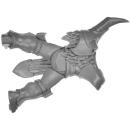 Warhammer AoS Bitz: CHAOS - Gorebeast Chariot - Crew Torso B1 - Warrior