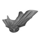 Warhammer AoS Bitz: CHAOS - Gorebeast Chariot - Crew Torso C1 - Cloak