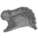Warhammer AoS Bitz: CHAOS - Gorebeast Chariot - Gorebeast G1 - Head, Left