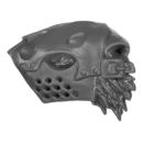 Warhammer AoS Bitz: SKAVEN - Stormfiends - Head A1 - (OgreA)