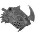 Warhammer AoS Bitz: SKAVEN - Stormfiends - Kopf A2 - (OgerA)