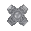 Warhammer 40k Bitz: Space Marines - Cybot - Beine A1 - Fuss