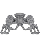 Warhammer 40k Bitz: Space Marines - Cybot - Beine A2