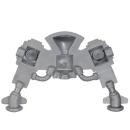 Warhammer 40k Bitz: Space Marines - Cybot - Beine A3