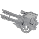Warhammer 40k Bitz: Space Marines - Cybot - Sync. Laserkanone A1