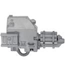 Warhammer 40k Bitz: Space Marines - Cybot - Sturmkanone A1