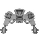 Warhammer 40k Bitz: Space Marines - Ironclad Dreadnought - Legs A1