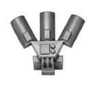 Warhammer 40k Bitz: Space Marines - Ironclad Cybot -...