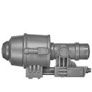 Warhammer 40k Bitz: Space Marines - Ironclad Dreadnought - Seismic Hammer A4