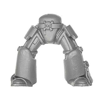 Warhammer 40k Bitz: Space Marines - Terminatortrupp - Beine A