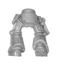 Warhammer 40k Bitz: Space Marines - Terminator Squad - Legs B