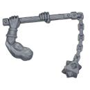 Warhammer AoS Bitz: CHAOS - Marauders - Weapon H1 - Flail