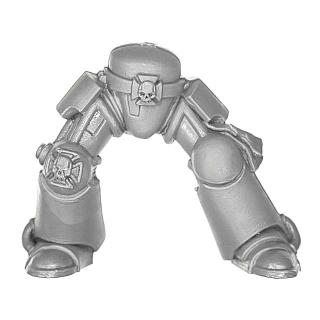 Warhammer 40k Bitz: Space Marines - Terminatortrupp - Beine D