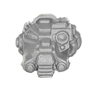 Warhammer 40k Bitz: Space Marines - Terminatortrupp - Kopf B