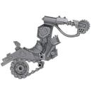 Warhammer 40k Bitz: Orks - Ork Warbiker Mob - Bike Frame...