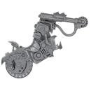 Warhammer 40k Bitz: Orks - Ork Waaaghbikes - Bike Rahmen...