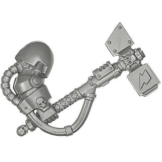 Warhammer 40k Bitz: Space Marines - Terminator Sturmtrupp - Waffe C - Energiehammer III