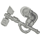 Warhammer 40k Bitz: Space Marines - Terminator Sturmtrupp - Waffe D - Energiehammer IV