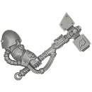 Warhammer 40k Bitz: Space Marines - Terminator Sturmtrupp - Waffe E - Energiehammer V