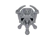 Warhammer 40k Bitz: Necrons - Lychguard, Praetorians - Torso M1 - Back, Praetorian