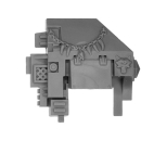 Warhammer 40k Bitz: Space Wolves - Venerable Dreadnought, Bjorn, Murderfang - Arm B1 - Right