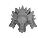 Warhammer 40k Bitz: Space Wolves - Venerable Dreadnought, Bjorn, Murderfang - Smoke Launcher A2