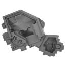 Warhammer 40k Bitz: Space Wolves - Venerable Dreadnought, Bjorn, Murderfang - Arm A1 - Left