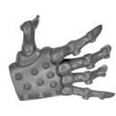 Warhammer 40k Bitz: Dark Eldar - Talos / Cronos - Waffenoption F1 - Rechts, Hand