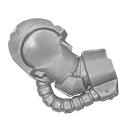 Warhammer 40k Bitz: Space Marines - Terminator Sturmtrupp - Arm A - Links I