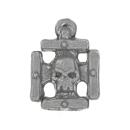Warhammer 40k Bitz: Space Marines - Terminator Sturmtrupp - Accessoire R - Symbol I