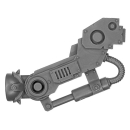 Warhammer 40k Bitz: Orks - Deff Dread - Arm A1 - Lower Right