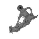 Warhammer 40k Bitz: Orks - Deff Dread - Arm A2 - Lower Right