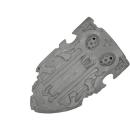 Warhammer AoS Bitz: CHAOS - Putrid Blightkings - Schild A2 (King B)
