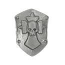 Warhammer 40k Bitz: Space Marines - Terminator Sturmtrupp - Accessoire C - Schulterschild I
