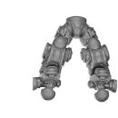 Warhammer 40k Bitz: Space Marines - Centurion Trupp - Beine A1