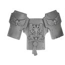 Warhammer 40k Bitz: Space Marines - Centurion Trupp - Beine A4