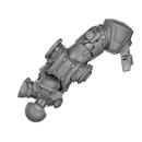 Warhammer 40k Bitz: Space Marines - Centurion Trupp - Beine C2