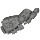 Warhammer 40k Bitz: Space Marines - Centurion Trupp - Arm B1 - Links