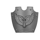 Warhammer 40k Bitz: Blood Angels - Furioso Dreadnought - Librarian Force Weapon A1