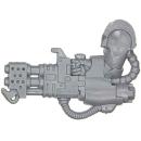 Warhammer 40k Bitz: Space Marines - Terminator Squad - Heavy Flamer